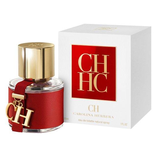 60cb940e7 Perfume Feminino CH Carolina Herrera Eau de Toilette 30ml - Incolor ...