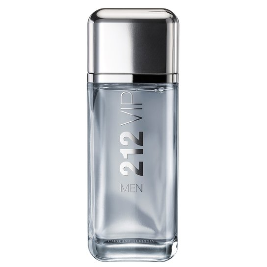 Carolina Herrera Perfume Masculino 212 Vip Men EDT 200ml - Incolor ... cb3684e08f
