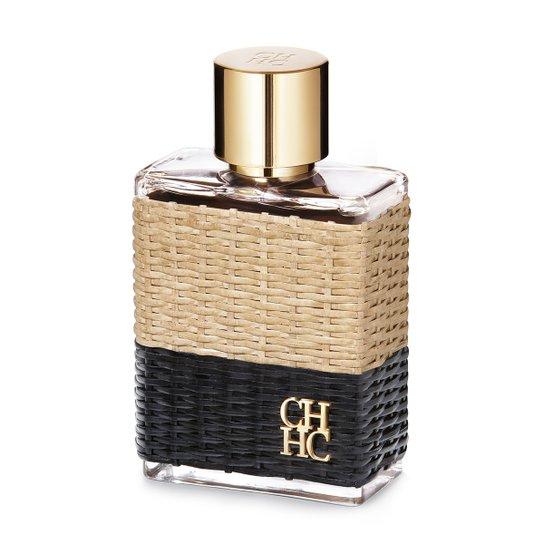 9bc17d09131df Carolina Herrera Perfume Masculino CH Men Central Park EDT 100ml - Incolor