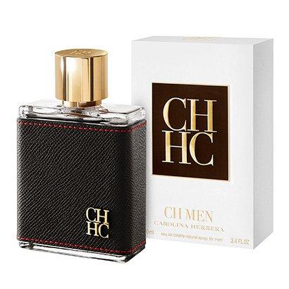 Perfume Masculino CH Men Carolina Herrera Eau de Toilette 100ml