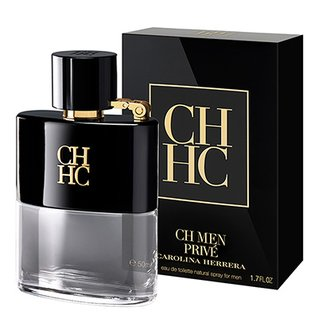 Perfume Men Privé Masculino Carolina Herrera Masculino Eau De Toilette 50ml
