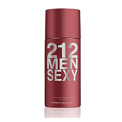 Desodorante Masculino 212 Sexy Men Carolina Herrera 150ml