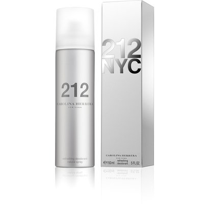 Desodorante Carolina Herrera 212 Spray Feminino 150ml
