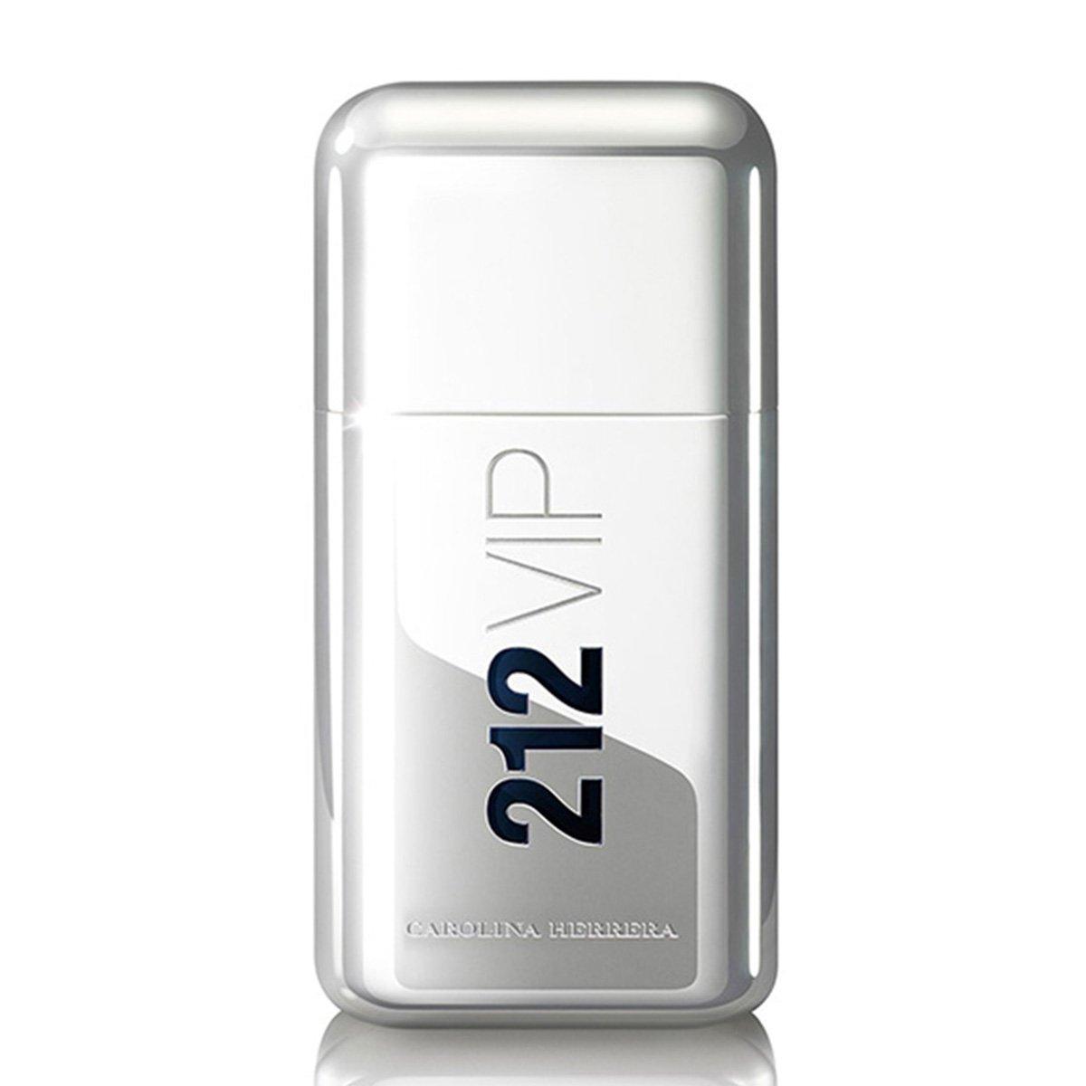 Perfume Masculino 212 VIP Men Carolina Herrera Eau de Toilette 50ml
