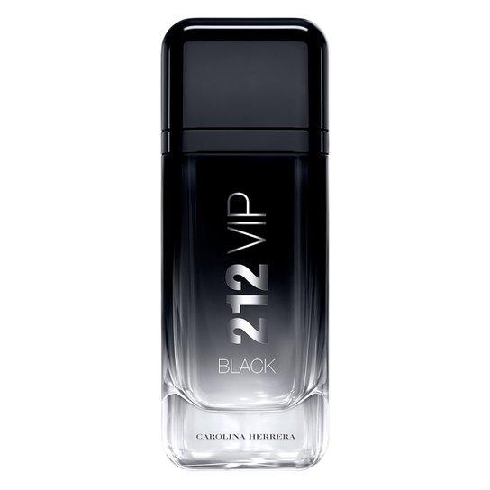 30184a7e5227a Perfume 212 VIP Black Masculino Carolina Herrera EDP 100ml - Incolor ...