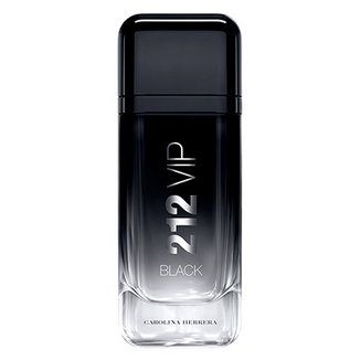 Perfume 212 Vip Black Masculino Carolina Herrera EDP 200ml