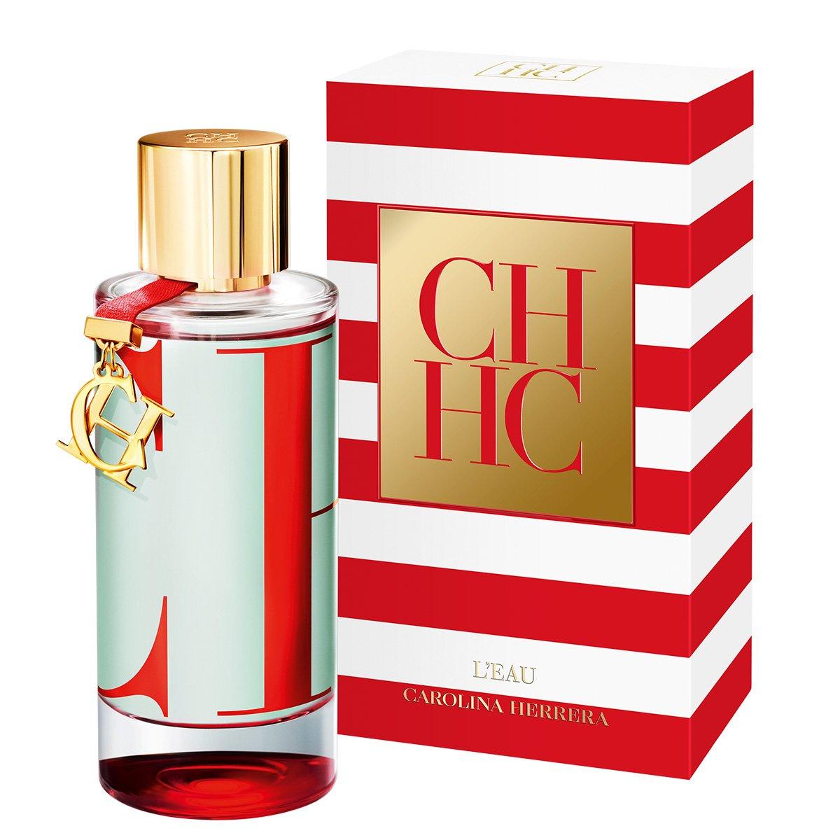 Perfume Feminino CH L'Eau Carolina Herrera Eau de Toilette 150ml