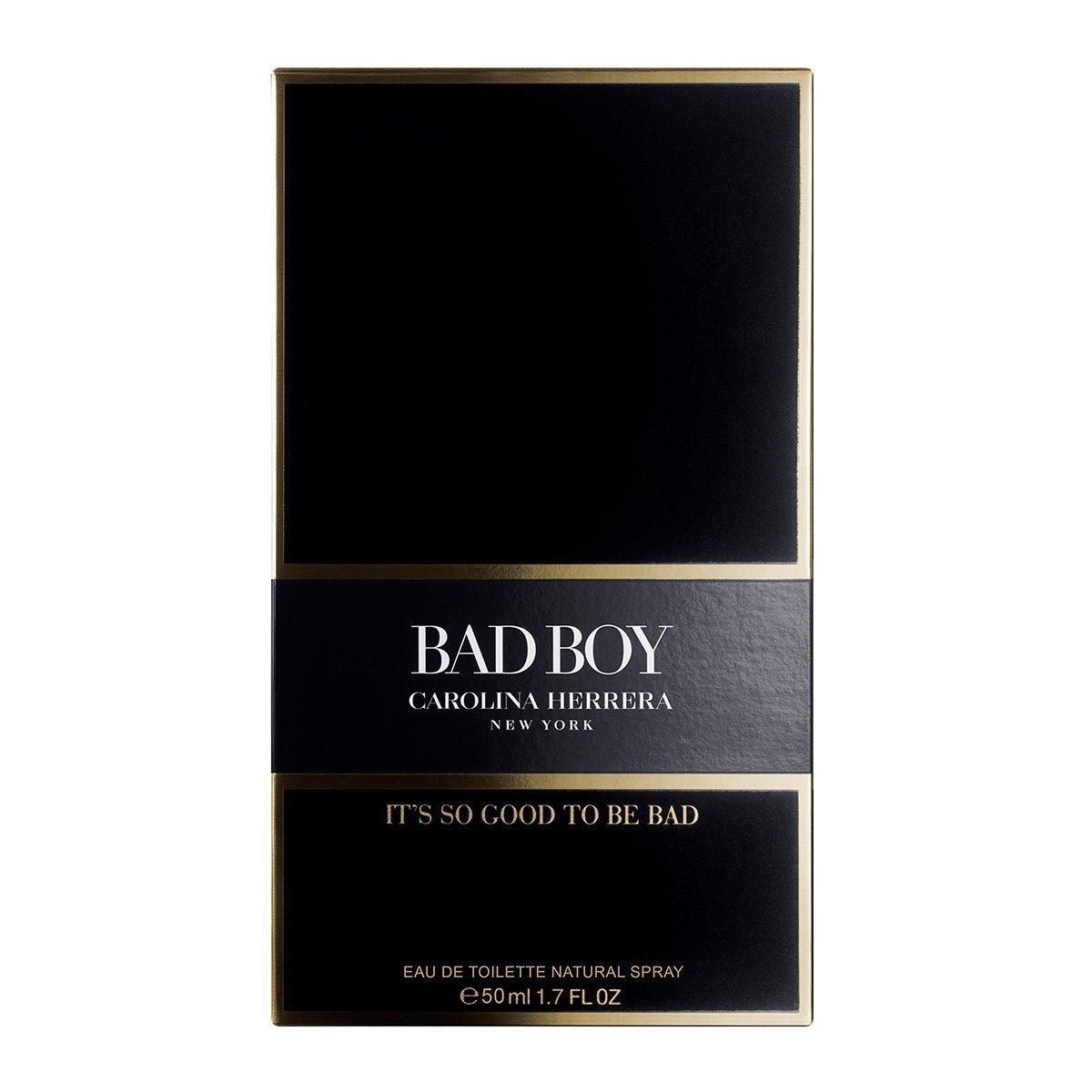 Bad Boy Carolina Herrera - Perfume Masculino - Eau de Toilette - 50ml - 2
