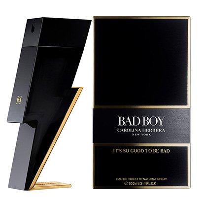 Bad Boy Carolina Herrera - Perfume Masculino - Eau de Toilette - 100ml