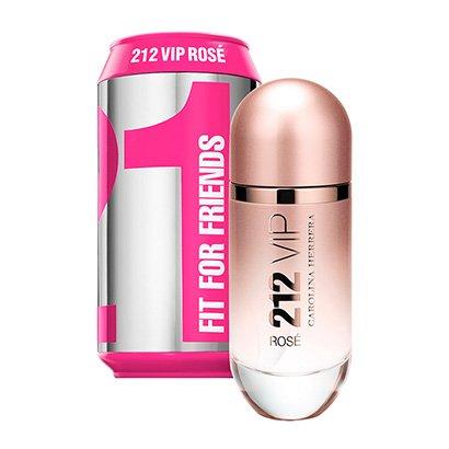 Perfume Feminino 212 VIP Rosé Collector Carolina Herrera Eau de Parfum 80ml