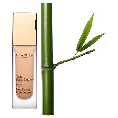 Base Líquida Clarins Everlasting Foundation FPS 15 Cor 109 Wheat