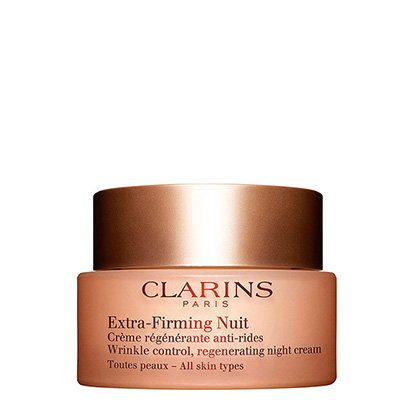 Anti-idade Clarins Extra Firming Night Cream All Skin Types 50ml
