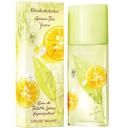 Perfume Green Tea Yuzu Feminino Elizabeth Arden EDT 100ml