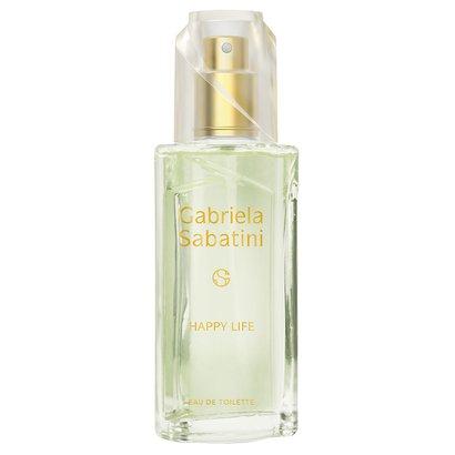 Perfume Happy Life Feminino Gabriela Sabatini EDT 30ml