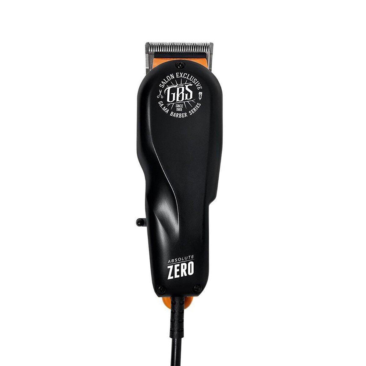 Maquina de Corte GBS Gama Italy Barber Series Absolute Zero - 220v