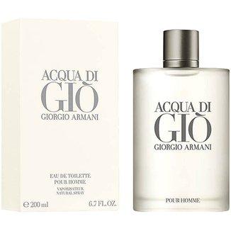 1f2d27d91 Perfume Acqua di Giò Masculino Giorgio Armani EDT 200ml