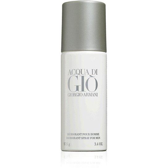 a5c23b214 Desodorante Giorgio Armani Acqua di Giò EDT Spray Masculino 150ml - Incolor