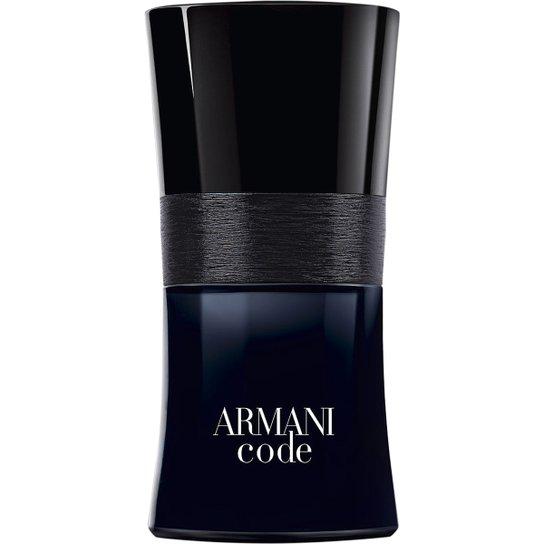 6f652341f Giorgio Armani Perfume Masculino Armani Code Homme EDT 30ml | Netshoes