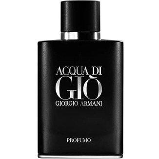 a6e0c8b54 Giorgio Armani Perfume Masculino Acqua Di Giò Profumo EDP 40ml