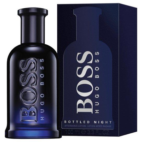6a5ed6777b5f Perfume Boss Bottled Night Masculino Hugo Boss Eau de Toilette 100ml -  Incolor