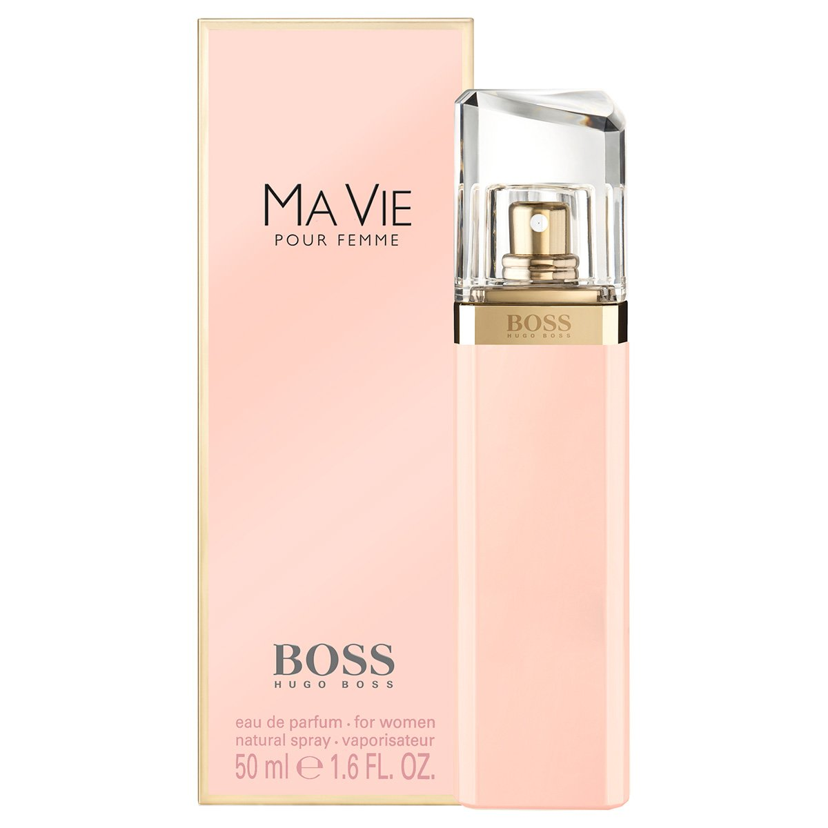 Perfume Ma Vie Feminino Hugo Boss EDP 50ml