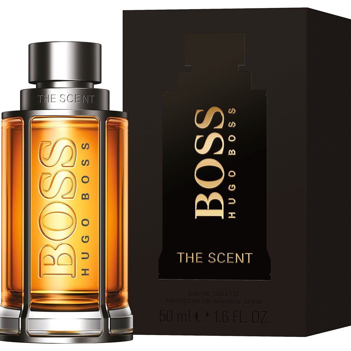 Perfume The Scent Masculino Hugo Boss EDT 50ml