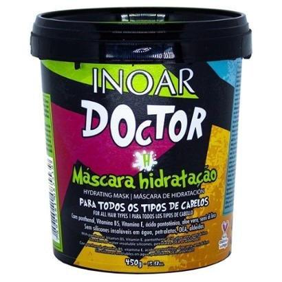 Inoar Máscara de Hidratação Doctor 450g