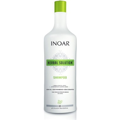 Inoar Shampoo Herbal Solution 1L