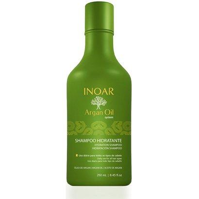 Inoar Shampoo Argan Hidratante 250ml