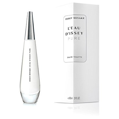 Perfume L'Eau D'Issey Pure Feminino Issey Miyake EDT 90ml
