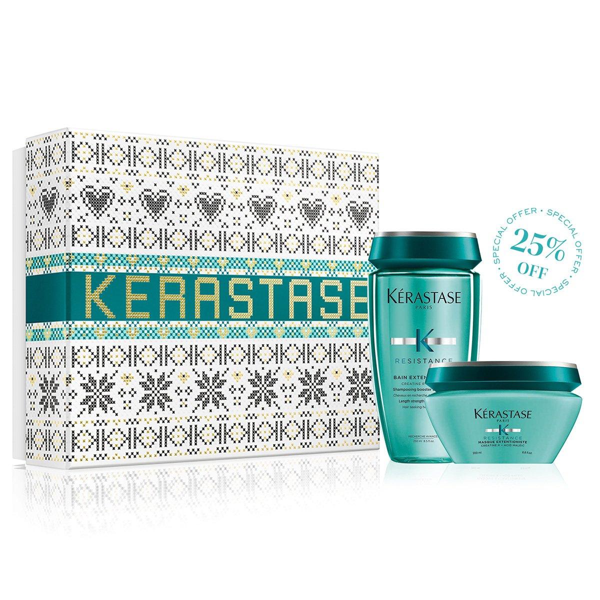 Kit Kérastase Coffret Extentioniste Shampoo + Máscara de Tratamento
