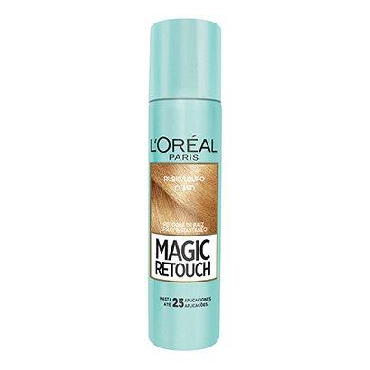 Retoque de Raiz L'Oréal Paris Magic Retouch Spray Instantâneo Louro Claro 75ml