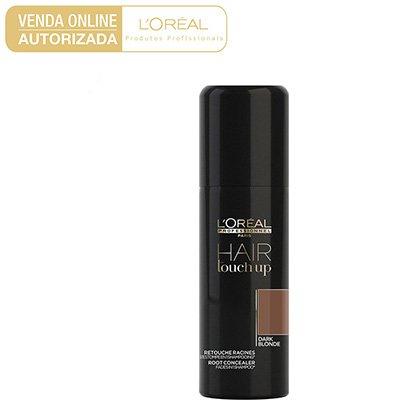 Corretivo Instantâneo L'Oreal Professionnel Hair Touch Up Dark Blonde 75ml