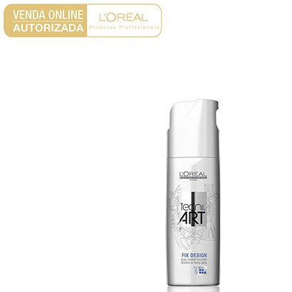 L'Oréal Professionnel Spray de Fixação Tecni.Art Fix Design 200ml