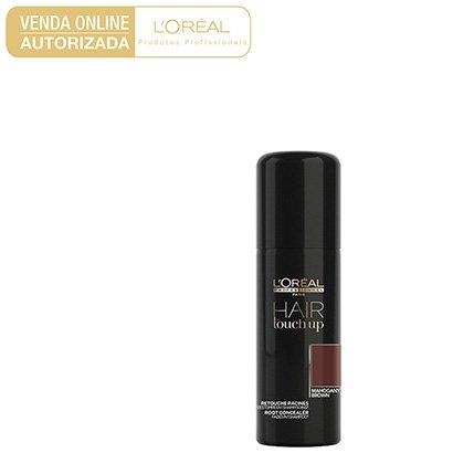 Corretivo Instantâneo de Raízes L'Oreal Professionnel Hair Touch Up Mahogany...