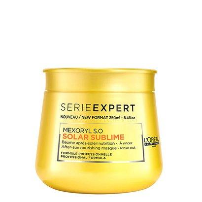 Máscara de Tratamento L'Oréal Professionnel Solar Sublime 250ml