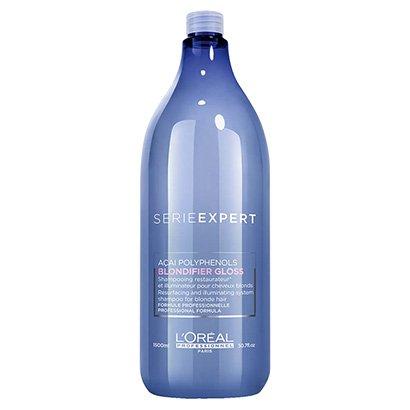 L'Oréal Professionnel Serie Expert Shampoo Blondifier Gloss - 1500ml