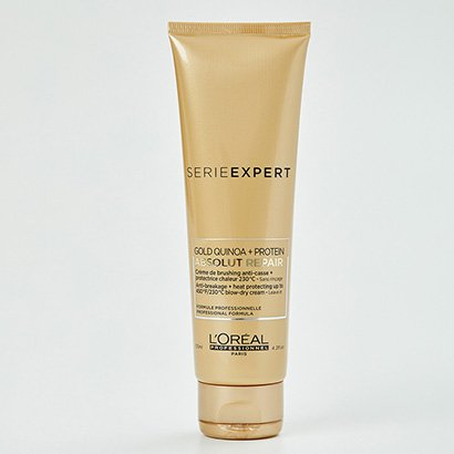 Creme de Pentear L'Oréal Professionnel Absolut Repair Gold Quinoa + Protein -...