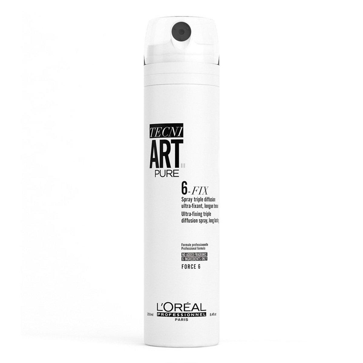 Finalizador L'Oréal Professionnel Tecni.Art 6-Fix 250ml