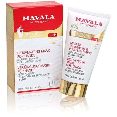 Máscara Rejuvenescedora Para Mãos Mavala Rejuvenating Mask For Hands 75ml