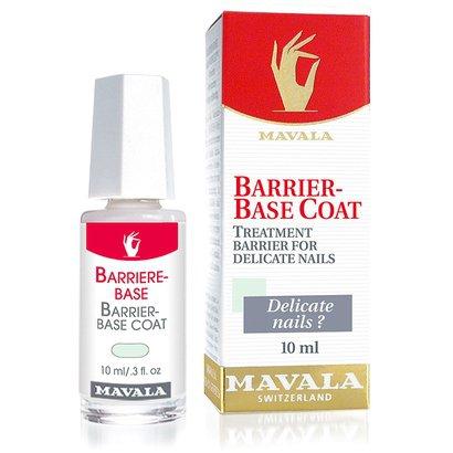 Base para Unhas Sensíveis Mavala Barrier Base Coat 10ml
