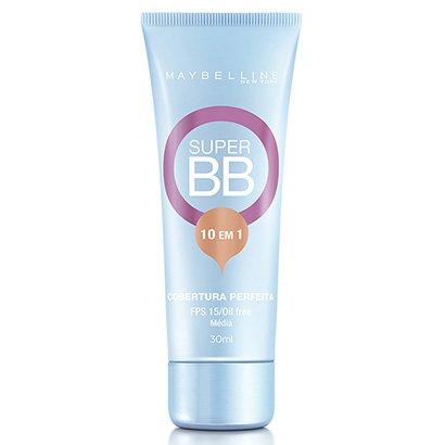 Super BB Cream Maybelline Médio FPS 15 30ml