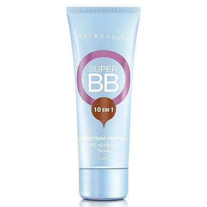 Super BB Cream Maybelline Escuro FPS 15 30ml