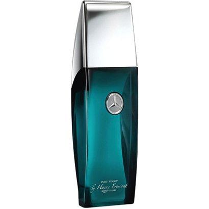 Perfume Vip Club Pure Woody Masculino Mercedes Benz EDT 50ml