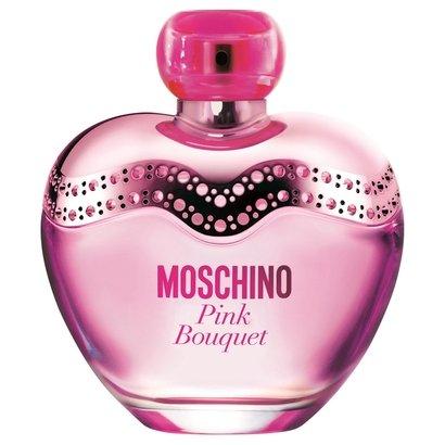 Perfume Pink Bouquet Feminino Moschino EDT 50ml