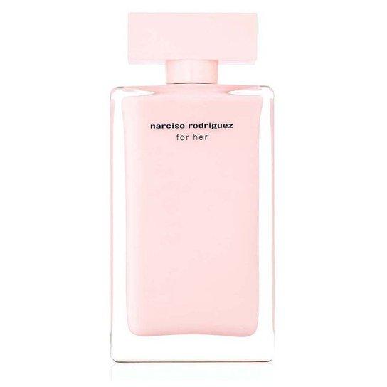 4eb90eb3b69 Narciso Rodriguez Perfume Feminino For Her Eau de Parfum 100ml - Incolor