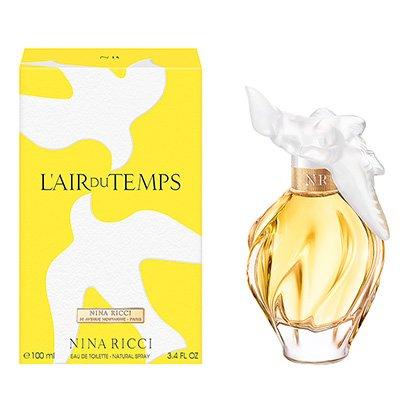 Perfume L'Air du Temps Feminino Nina Ricci EDT 100ml