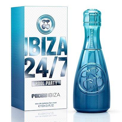 Perfume Pacha Ibiza 24/7 Pool Party Him - Eau de Toilette  Masculino - 100ml