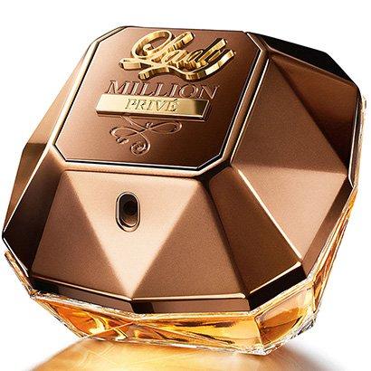 Perfume Feminino Lady Million Privé Paco Rabanne Eau de Parfum 80ml