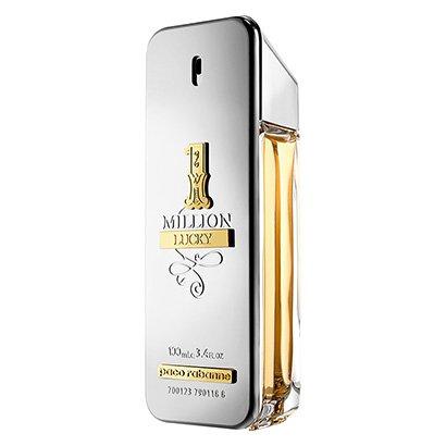Perfume Masculino 1 Million Lucky Paco Rabanne Eau de Toilette 100ml